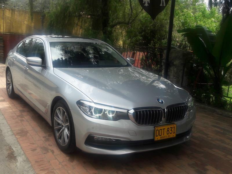 BMW Serie 5 en Colombia