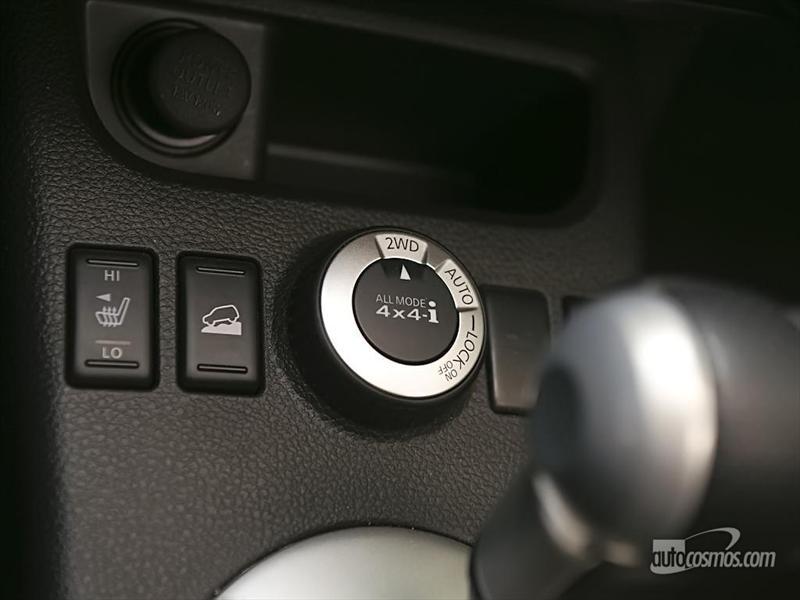 Nissan X-Trail 2012 a prueba