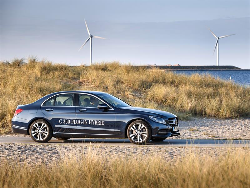 Mercedes-Benz C350 Plug-In Hybrid 2016