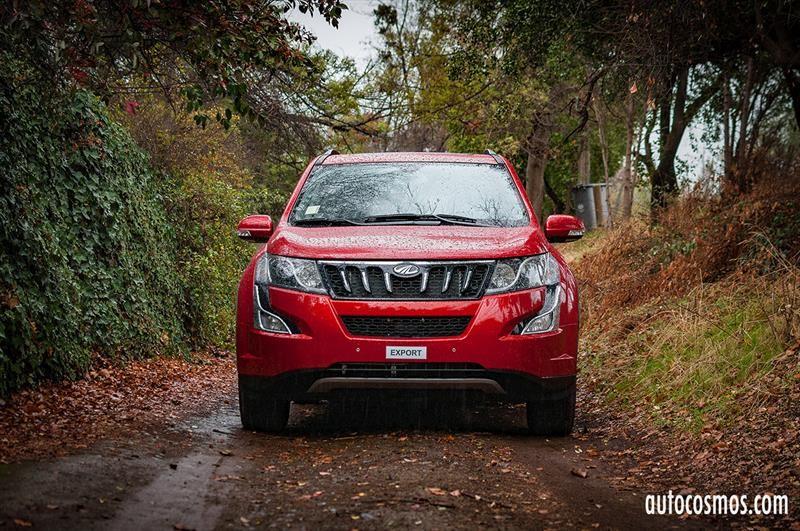 Test Drive: Mahindra XUV 500
