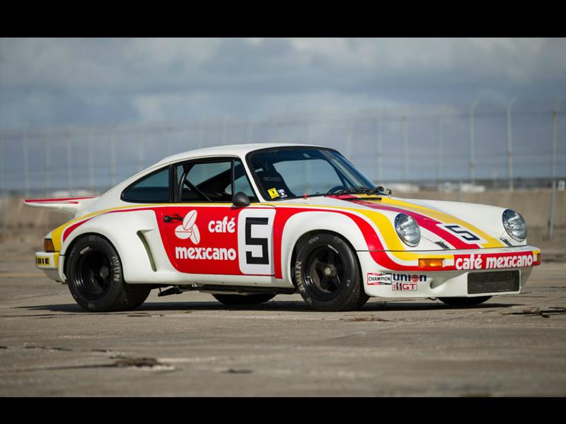 Porsche 911 Carrera 30 RSR 1974