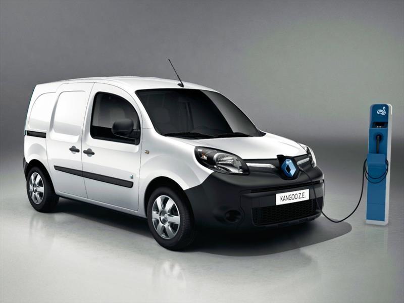 Renault Kangoo ZE 2019