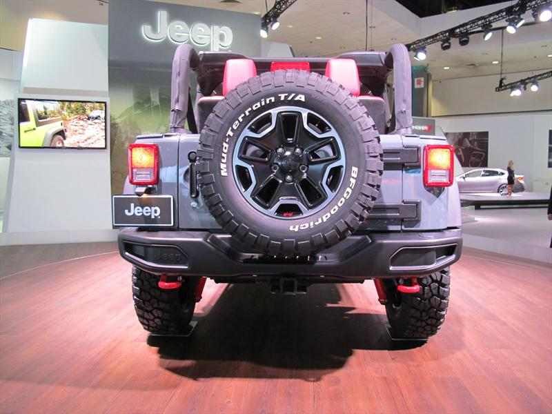 Jeep Wrangler Rubicon 10 Aniv. 2013 en Los Angeles