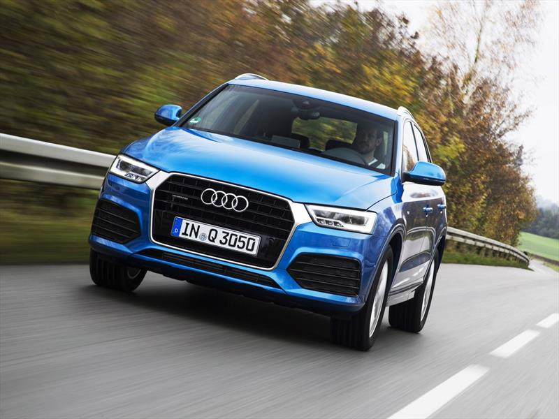 Audi Q3 se renueva