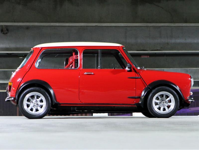 Mini Cooper con motor VTEC de Honda