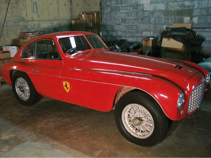 Ferrari 166 MM Berlinetta 1950