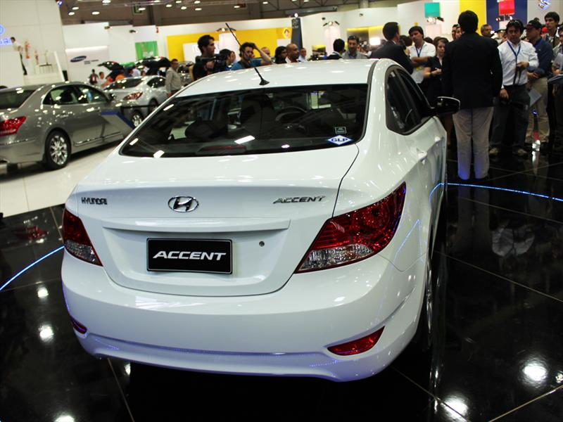 Hyundai New Accent Sedan Eco-Drive GLP