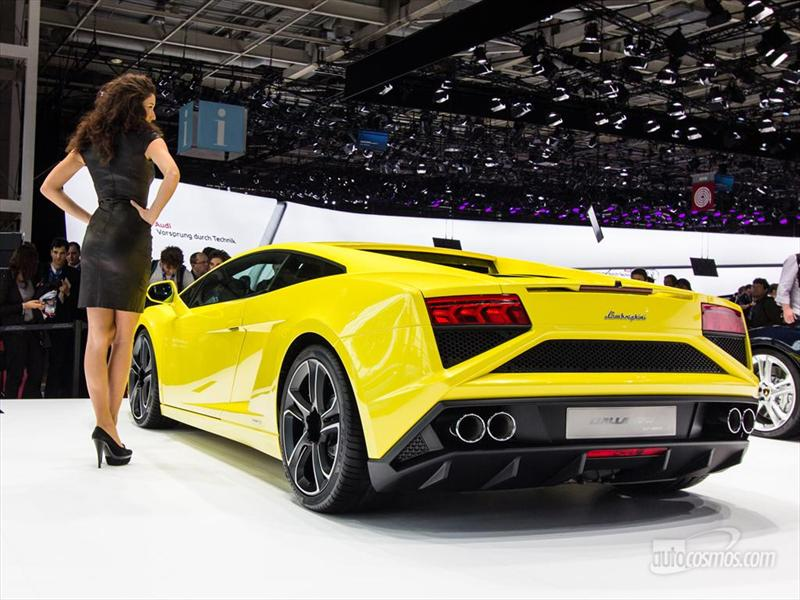 Lamborghini Gallardo LP 560-4 2013 en París