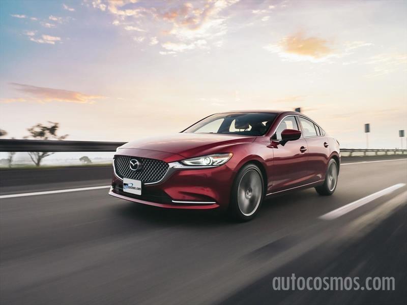 Test Mazda6 2019