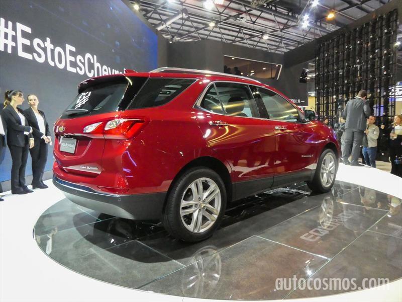 Chevrolet en el Salón de Buenos Aires 2017