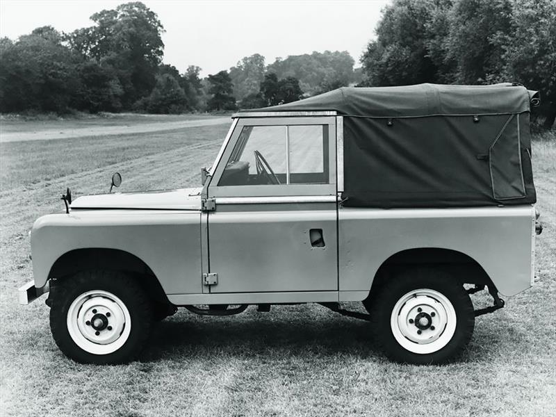 Land Rover Serie 1 - 1947
