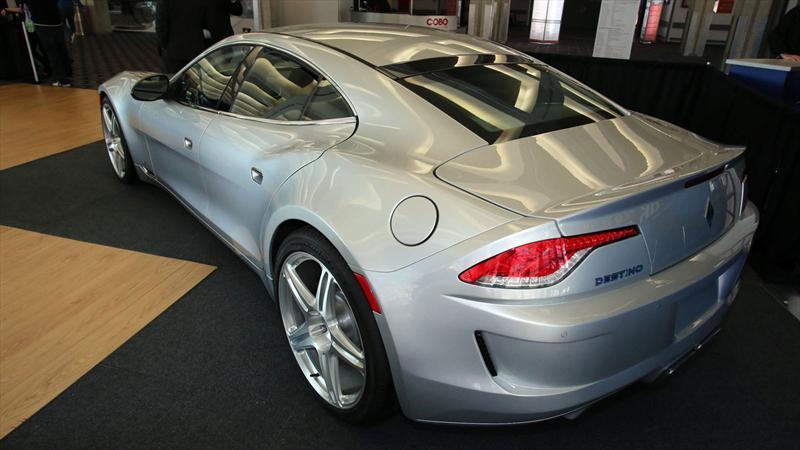 Destino, el Karma con el V8 del Corvette ZL1