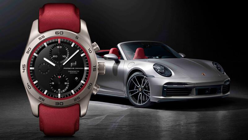 Relojes personalizables de Porsche