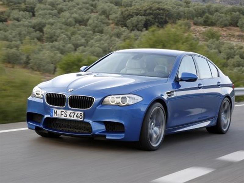 BMW M5 F10M (2011)