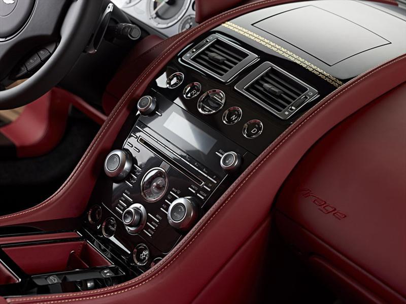 Aston martin dragon 88 en Beijing 2012