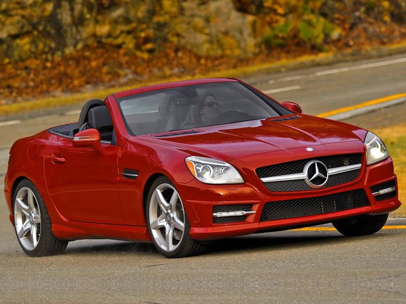 Top 10: Mercedes-Benz SLK