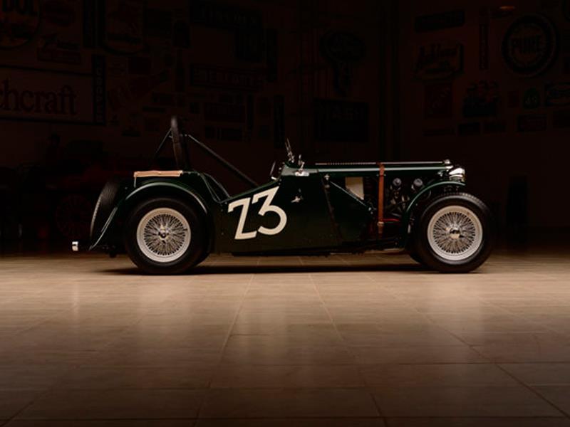 MG TC Roadster 1949
