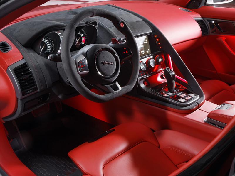 Jaguar C-X16 Concept  en Los Angeles 2011