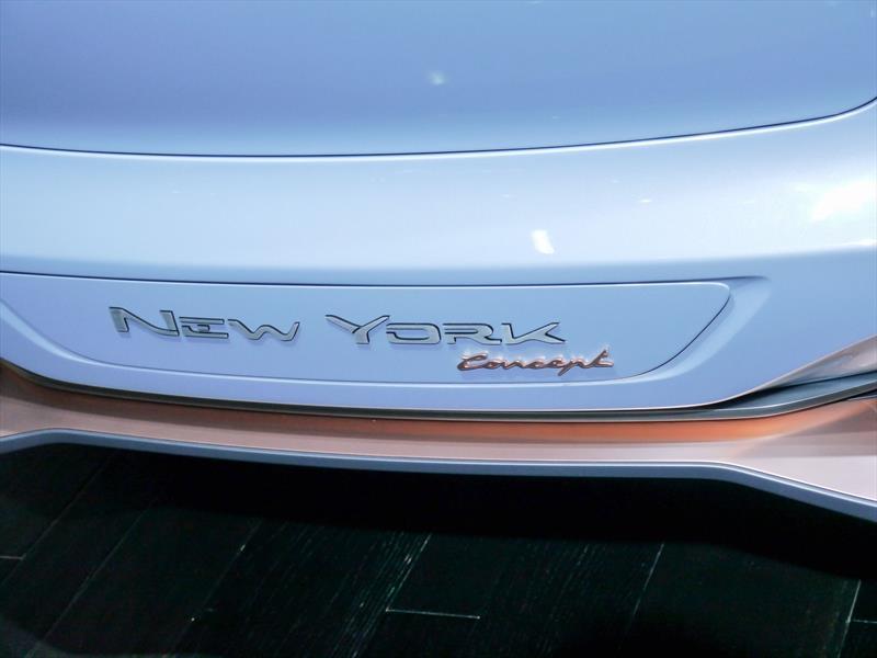 Genesis New York Concept