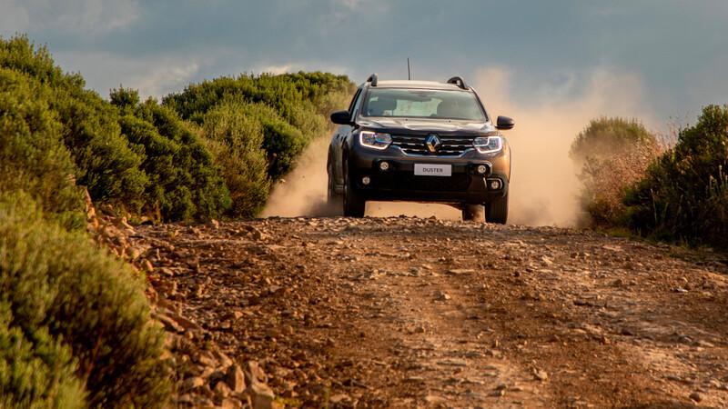 Renault Duster 2021 llega a México