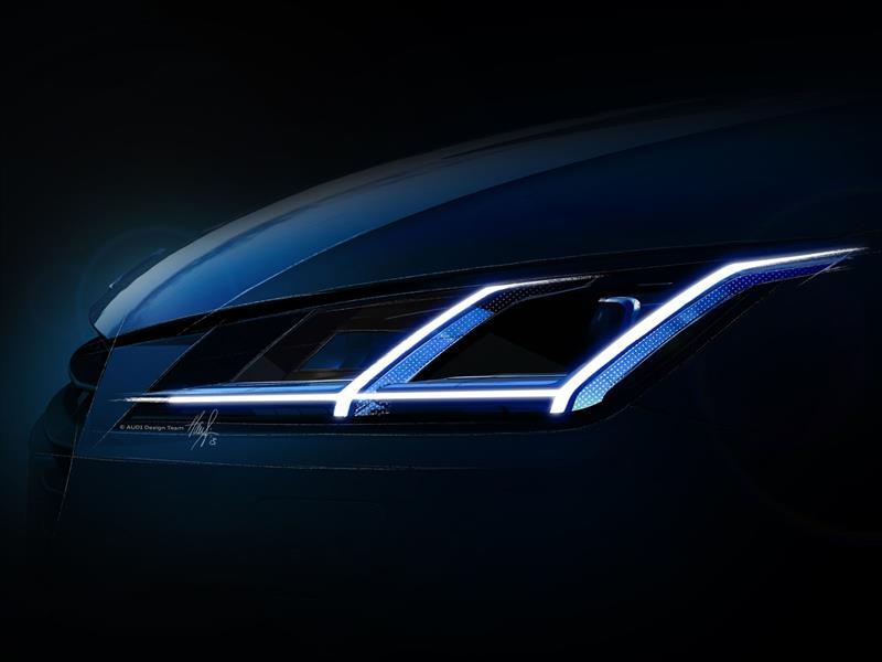 Se acerca el nuevo Audi TT