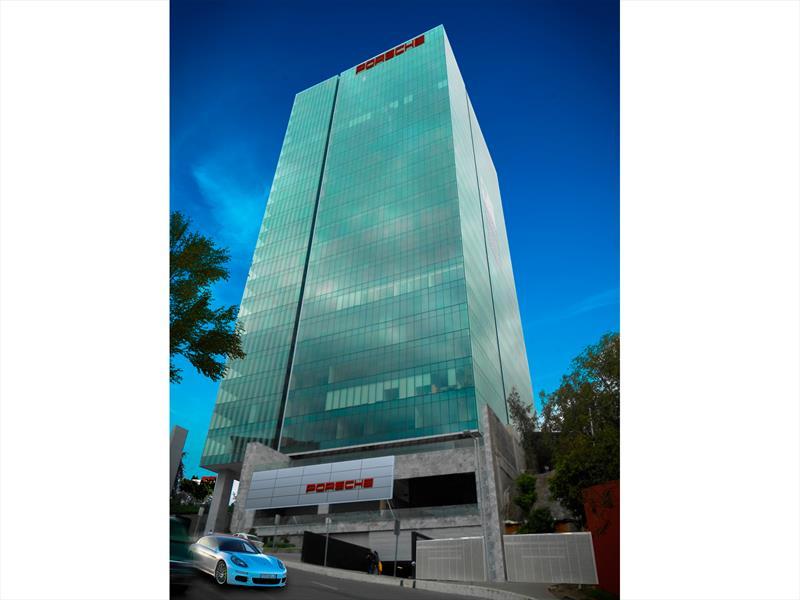 Nueva agencia Porsche en Ciudad de México