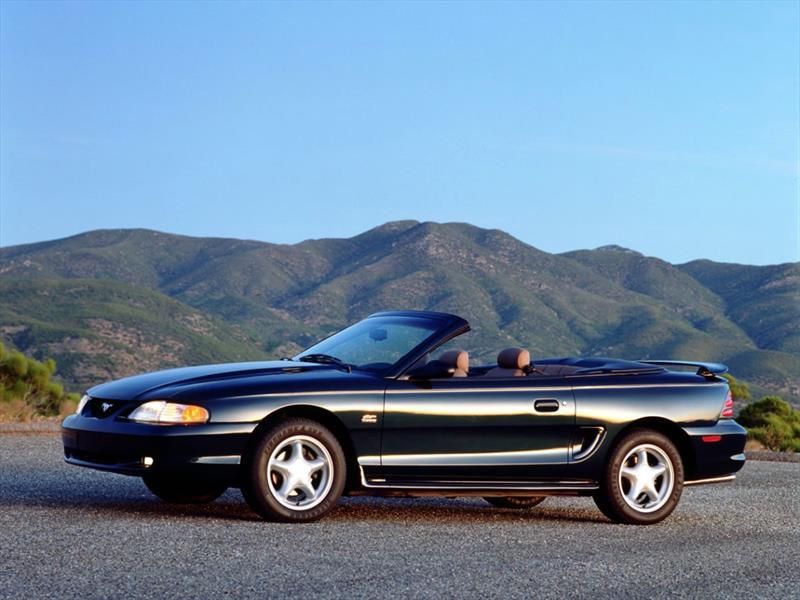 Mustang 50 años: 1994 El Mustang IV