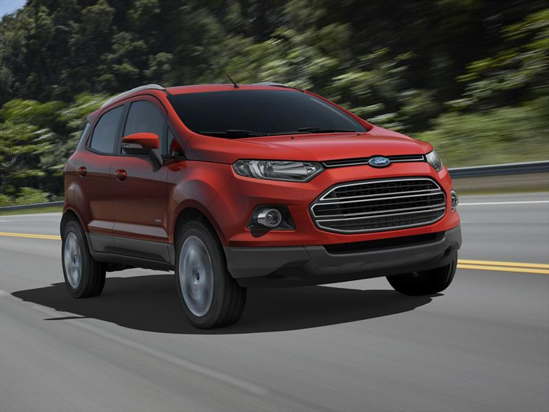 Top 10: Ford EcoSport 2013