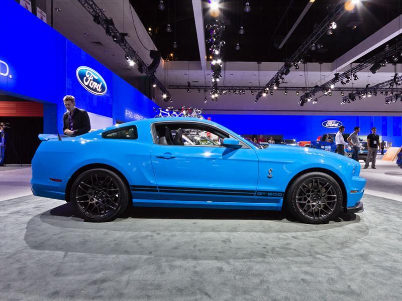 Ford Mustang 2013 Salón de Los Angeles