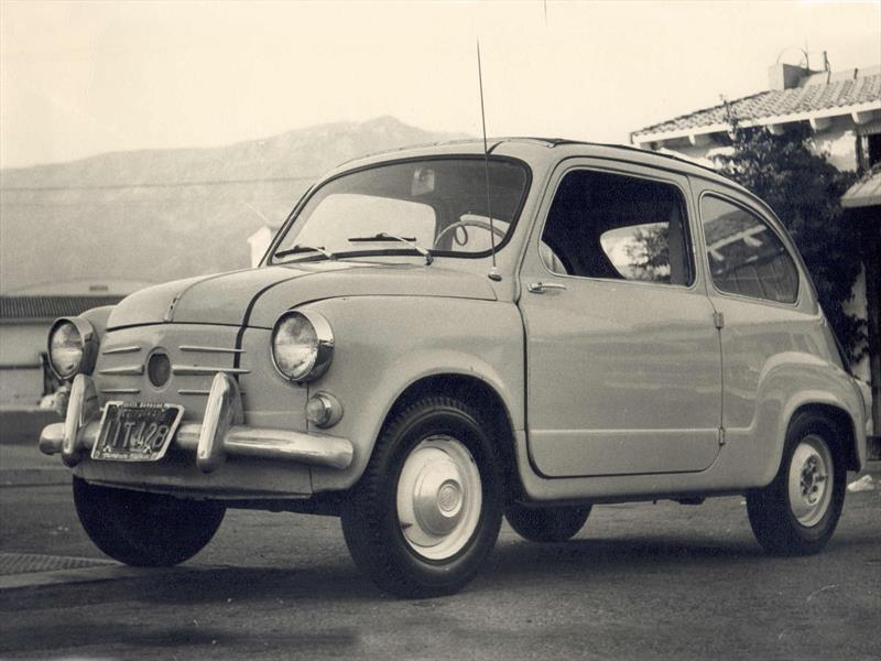 Historia FIAT 600