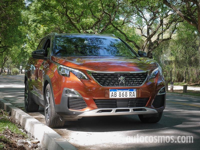 Peugeot 3008 a prueba