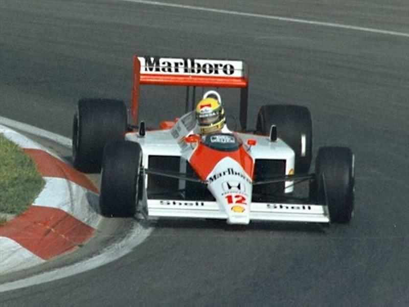 McLaren MP4/4 - Senna/Prost