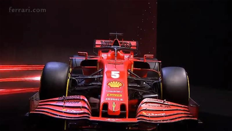 F1 2020: Ferrari SF1000