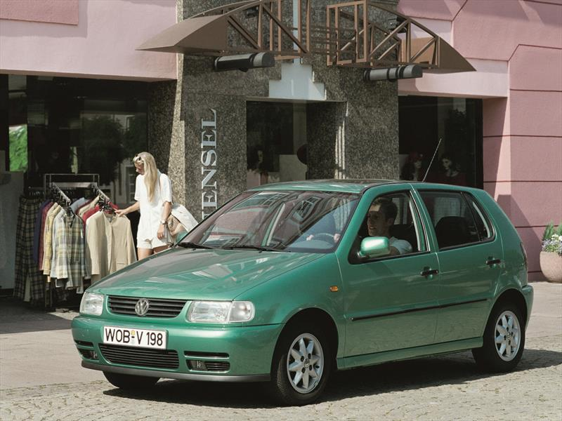 Volkswagen Polo 2002-2008
