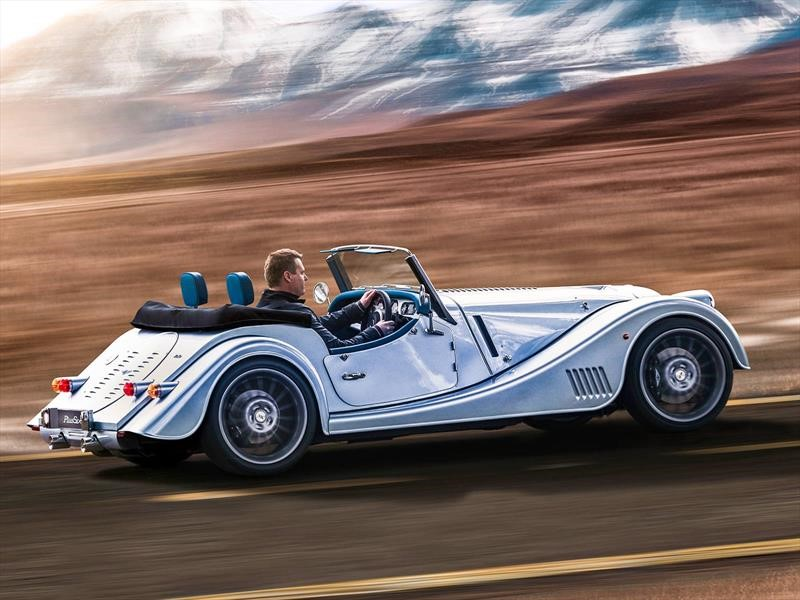 Morgan Plus Six 2020