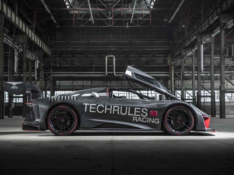 Techrules Ren RS