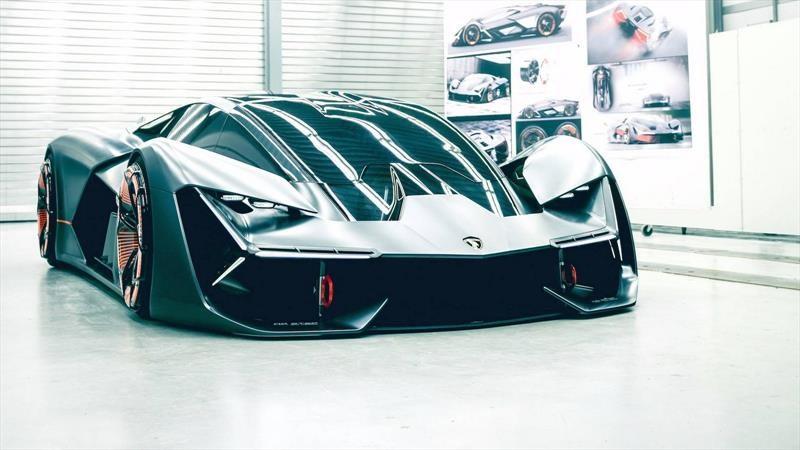 Lamborghini Terzo Millenio Concept