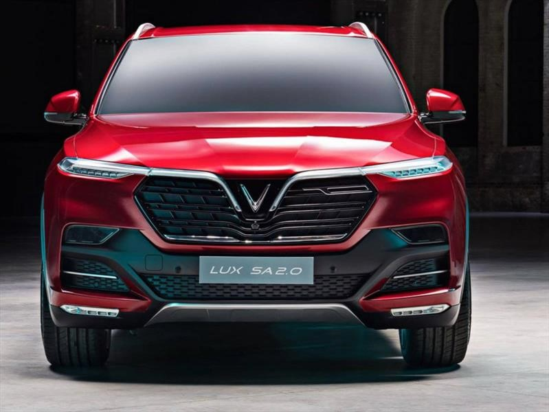 VinFast Lux A 2.0 sedán - Lux SA 2.0 SUV