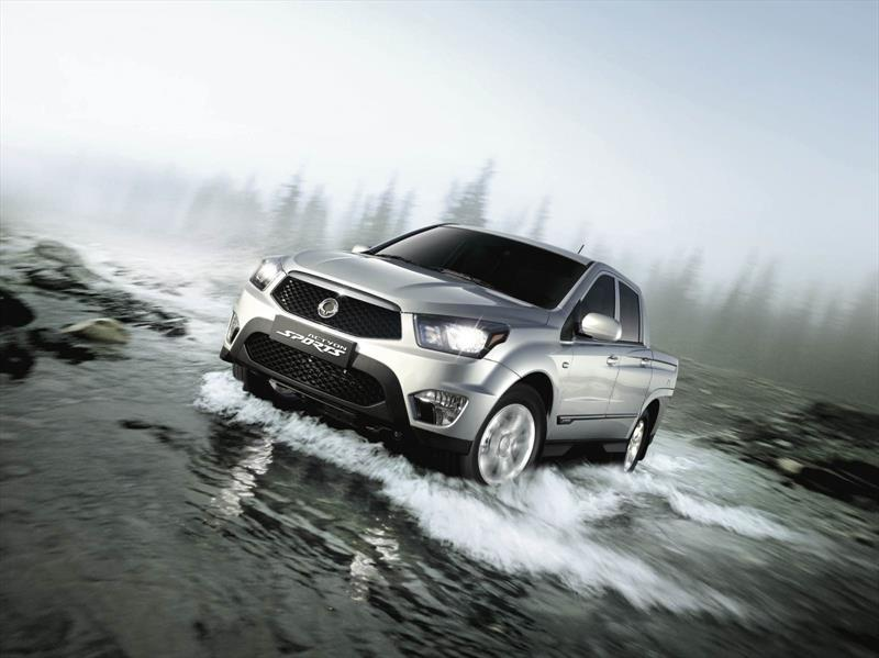 SsangYong Actyon Sport 2017