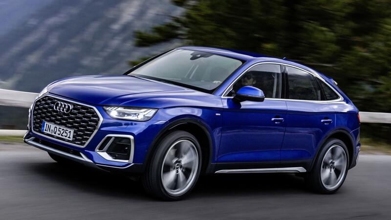 Audi Q5 Sportback 2022 llega a México