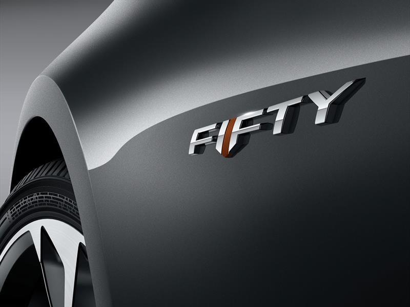 Chevrolet Camaro Fifty 2017