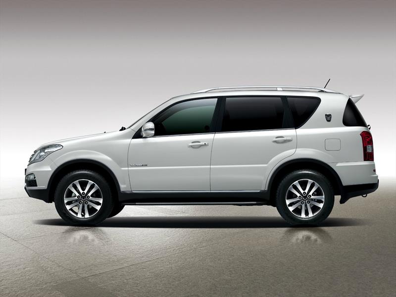 Ssang Yong Rexton W Luxury Edition