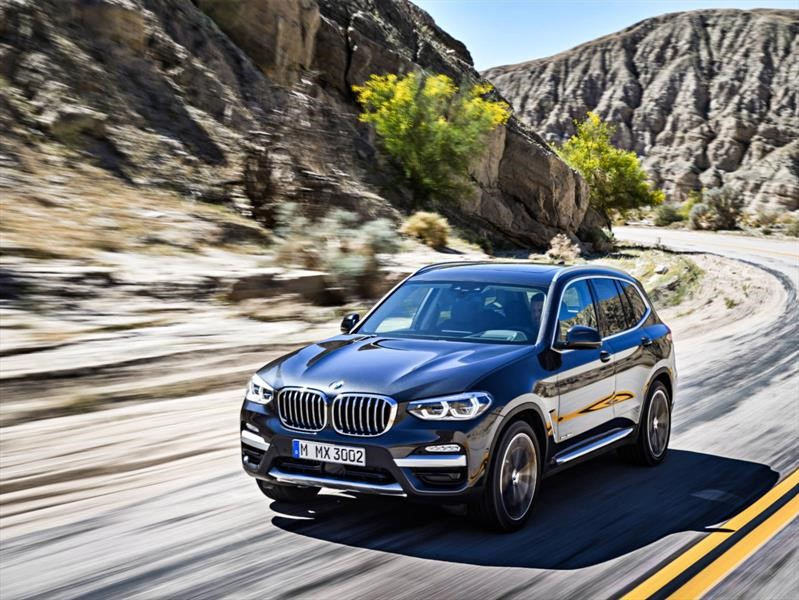 BMW X3 xDrive 30d 2019 - Test drive