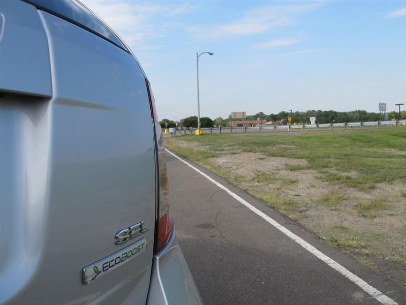 Ford Edge 2.0T Ecoboost 2012 primer contacto