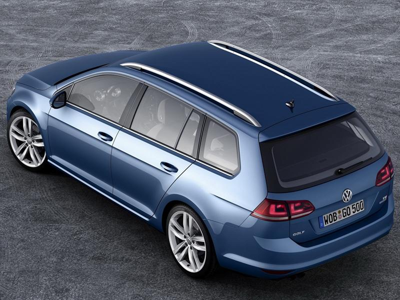 Volkswagen Golf  Wagon 2014