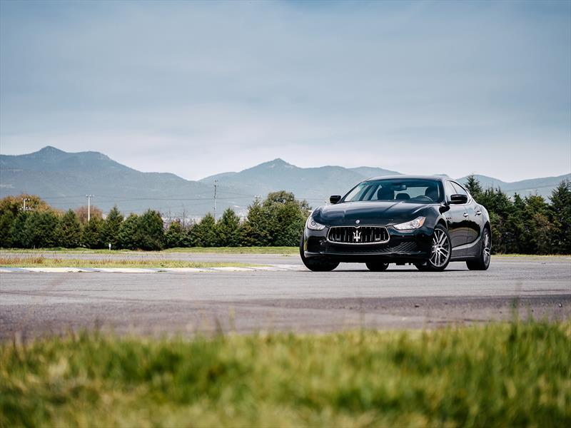 Maserati Ghibli S
