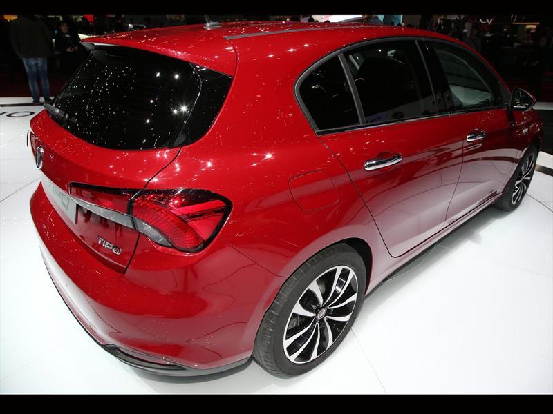 Nuevo FIAT Tipo 5 puertas