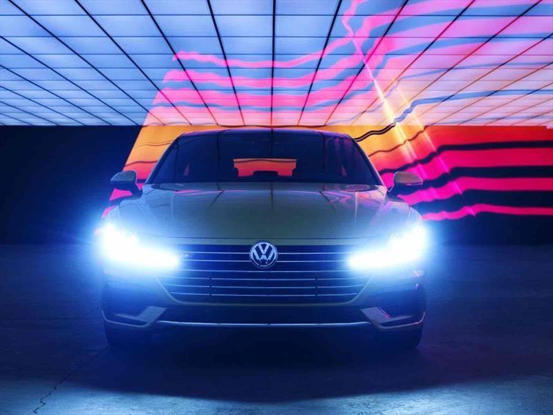 Volkswagen Arteon por Douglas Sonders