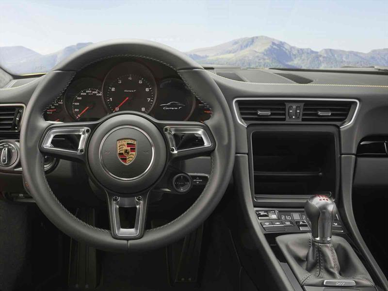 Porsche 911 Carrera T 2018