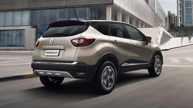 Renault Captur 1.3L Turbo